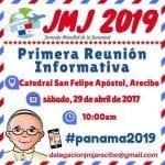 Reunirán jóvenes para delegación al encuentro con el Papa