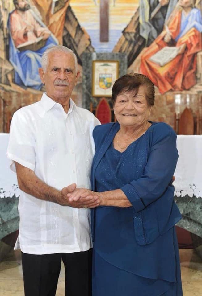 Fallece la mamá del Padre Adrián