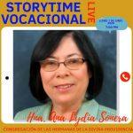 Después del Rosario: Regresa el Storytime Vocacional