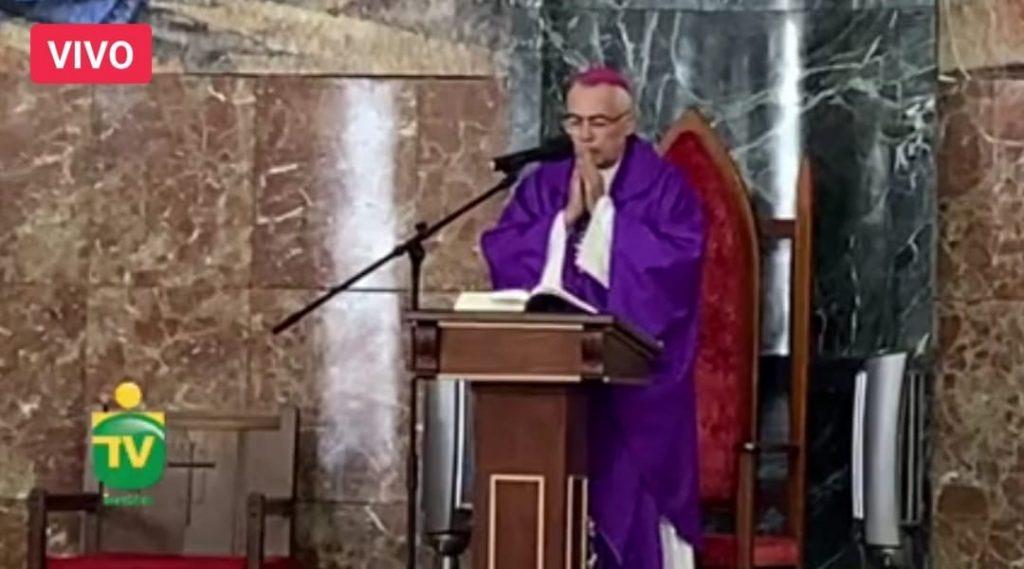 En vivo: Misa Miércoles de Ceniza desde la Catedral de Arecibo
