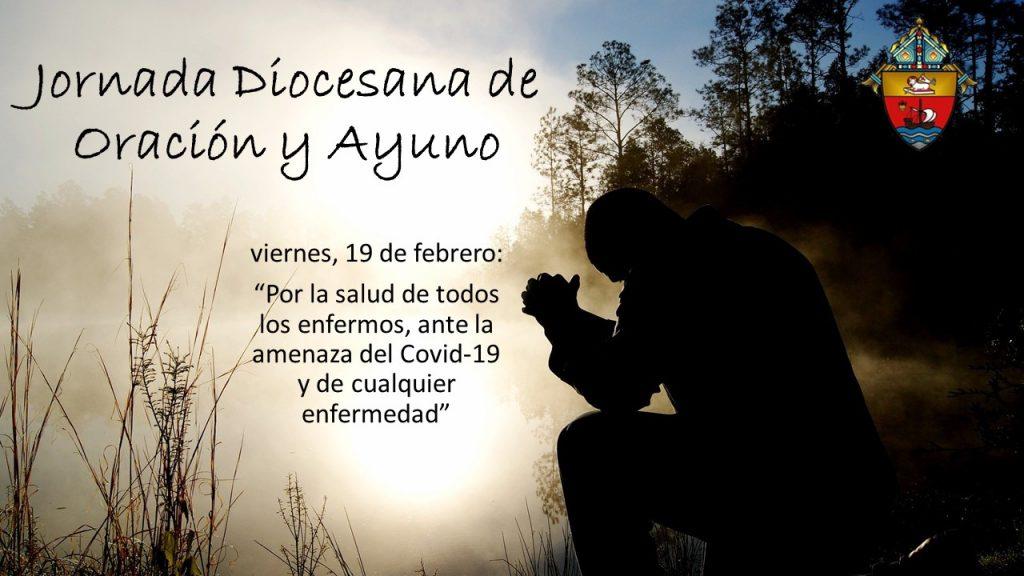 Hoy viernes se pide por la salud de los enfermos de Covid-19 y de cualquier otra enfermedad